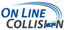 Car repair shop in Langley On Line Collision logo image