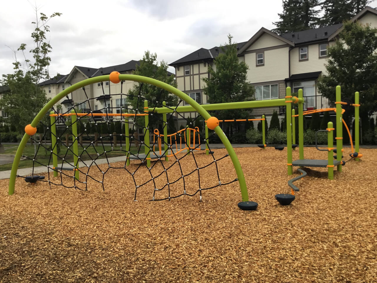 Collision Playground Richard Bulpitt Elementary School