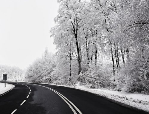 5 Winter Car Care Tips
