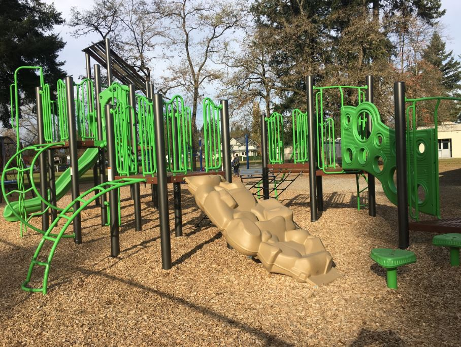 Fort Langley Elementary Playground